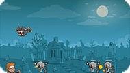 Игра Монстры и скелеты