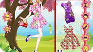 Игра Цветочные узоры