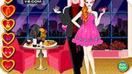 Игра Барби: ресторан