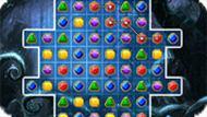 Игра Три в ряд: драгоценные камни