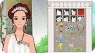 Игра Греческий макияж