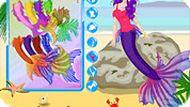 Игра Костюмы русалки