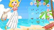 Игра Пляж: одевалка