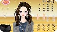 Игра Осенний гардероб