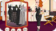 Одевалка для модели