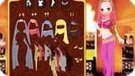 Игра Одевалка от принцессы