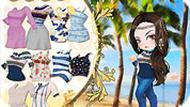 Игра Девочка на острове