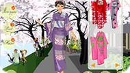 Игра Японская девушка
