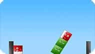 Игра Зелёные и красные блоки