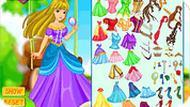 Игра Принцесса с длинными волосами