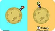 Игра Марио с Луиджи