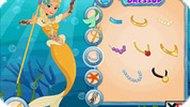Игра Принцессы-русалочки