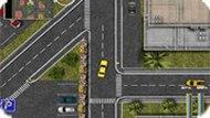 Гонка такси