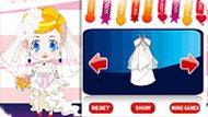 Мини невеста