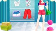 Игра Летние наряды