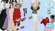 Игра Одевалка модницы