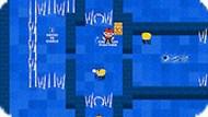 Игра Лабиринт с монстрами