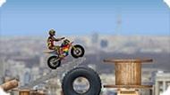 Игра Трюки мотоциклов