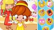 Игра Сара на балу