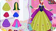 Игра Платье для Анны
