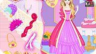 Игра День рождения Барби