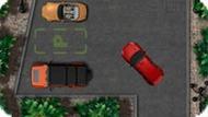 Игра Паркуйте правильно