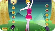 Игра Красивая балерина