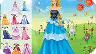 Прогулка принцессы