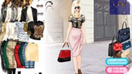 Игра Одевалка: юбки