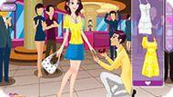Игра Одевалка свидание девочки