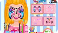 Игра Оригинальный макияж
