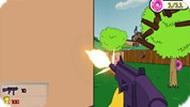 Игра 3D Симпсоны