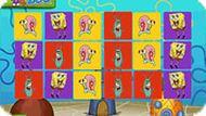 Игра Карты Губки Боба