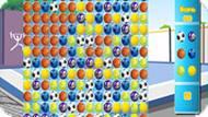 Игра Мячи в ряд