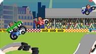 Игра Спортивные гонки
