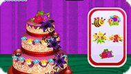 Игра Украсьте свой торт