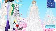 Игра Свадебная одевалка