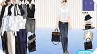 Игра Одежда для бизнес-леди