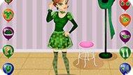 Игра Зелёные наряды