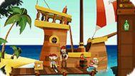 Игра На пиратском острове
