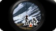 Игра Снайпер: Стикмен