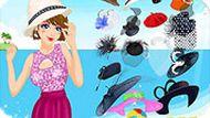Игра Летняя шляпка