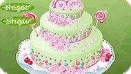 Игра Сделайте свадебный торт