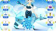 Игра Зимняя красота