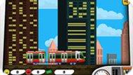 Игра Управляем трамваем