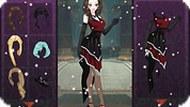 Игра Одевалка вампира