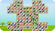 Игра Овощи: три в ряд