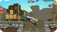 Игра Управляйте поездом