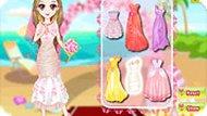 Игра Свадебное платье: одевалка