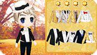 Игра Осеннее свадебное платье